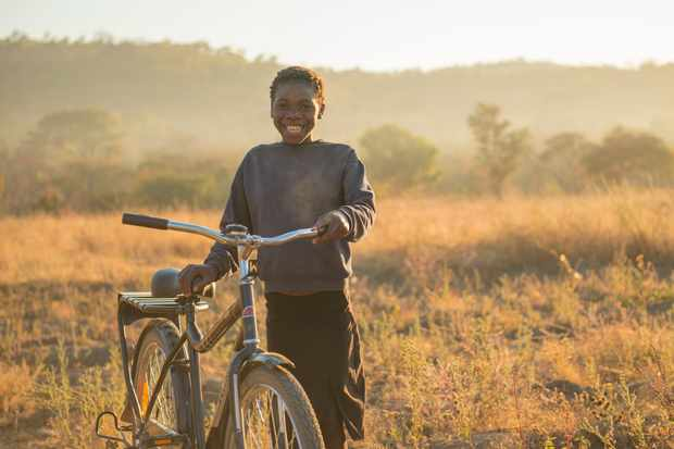 The World Bicycle Relief Buffalo Bike can change lives in Africa