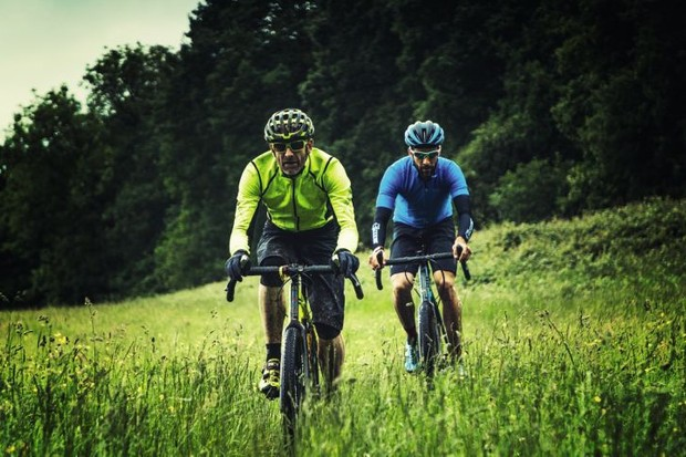 Riding the Kinesis Tripster off-road