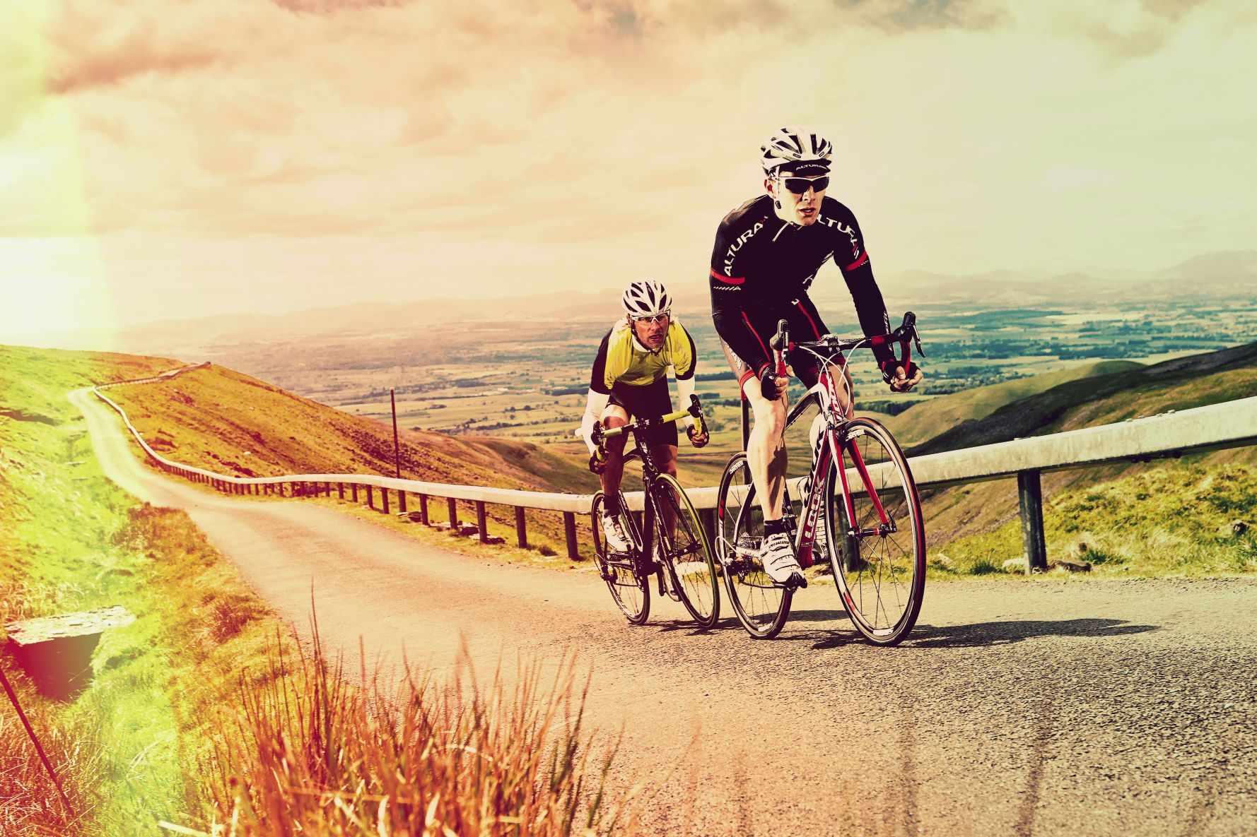 Cycling highs
