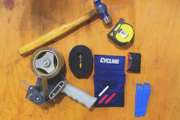 Cycling Plus Saddlebag