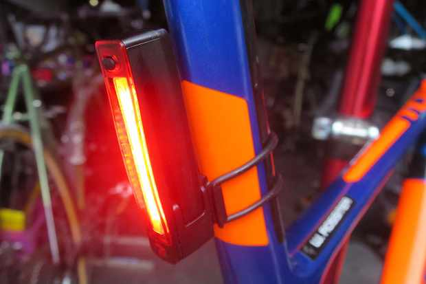 Knog's minimal Plus lights pack a decent punch of power