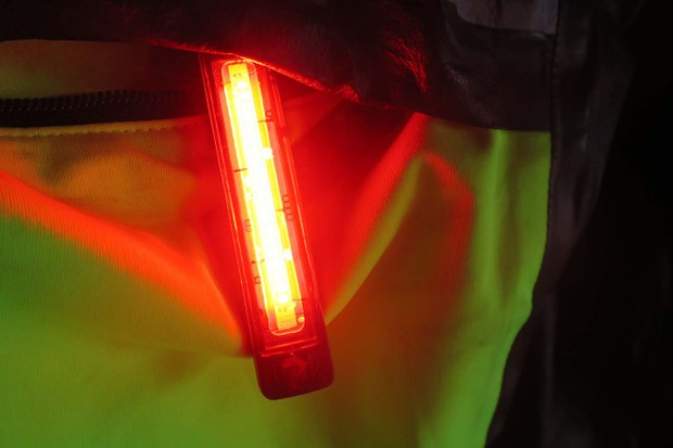 You can also clip the Plus lights to your clothes
