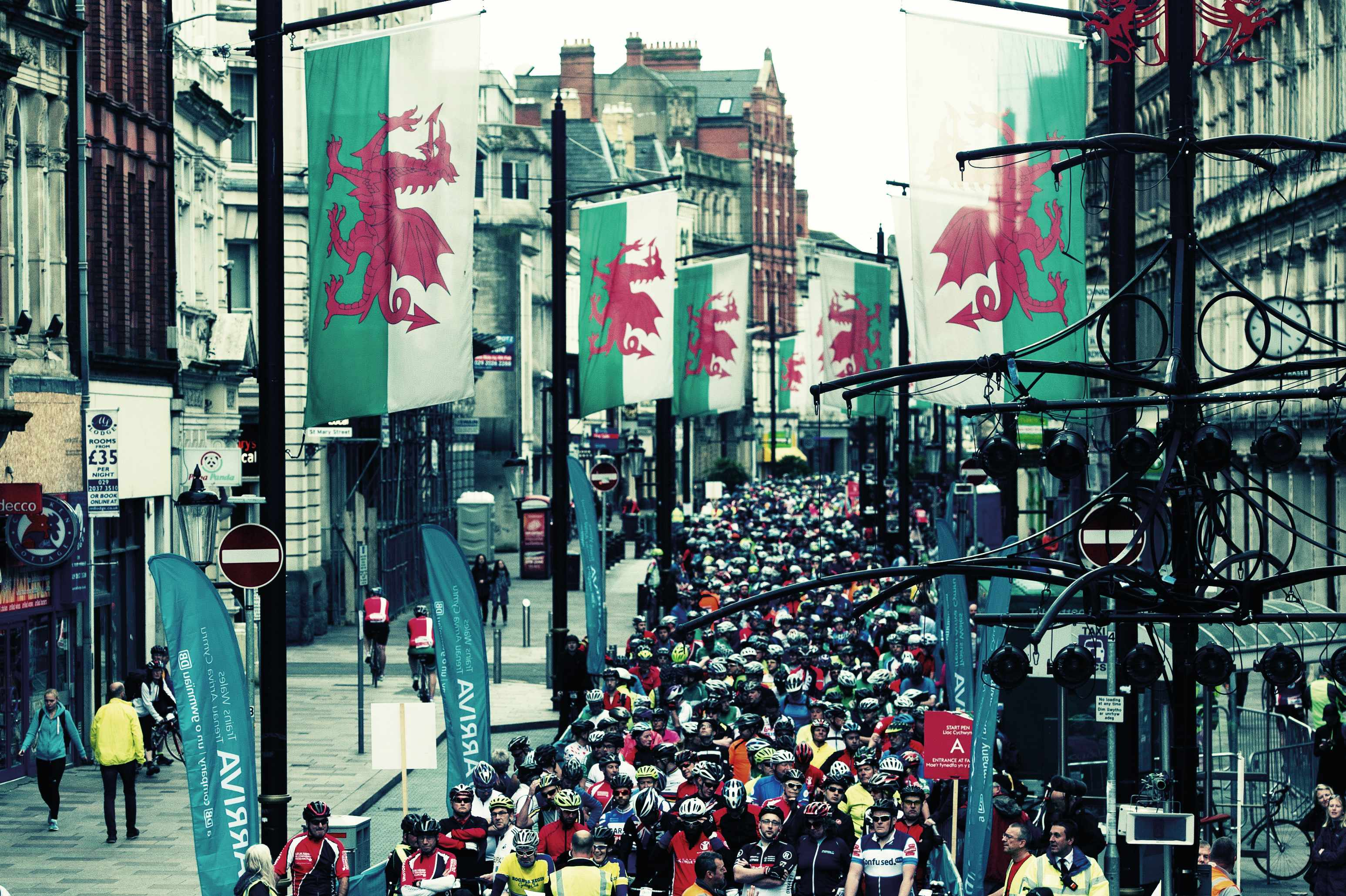 2015 Velothon Wales - June 14th