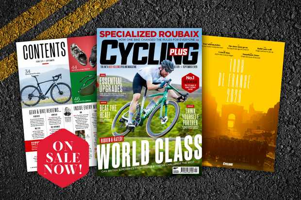 Cycling Plus September is out now!