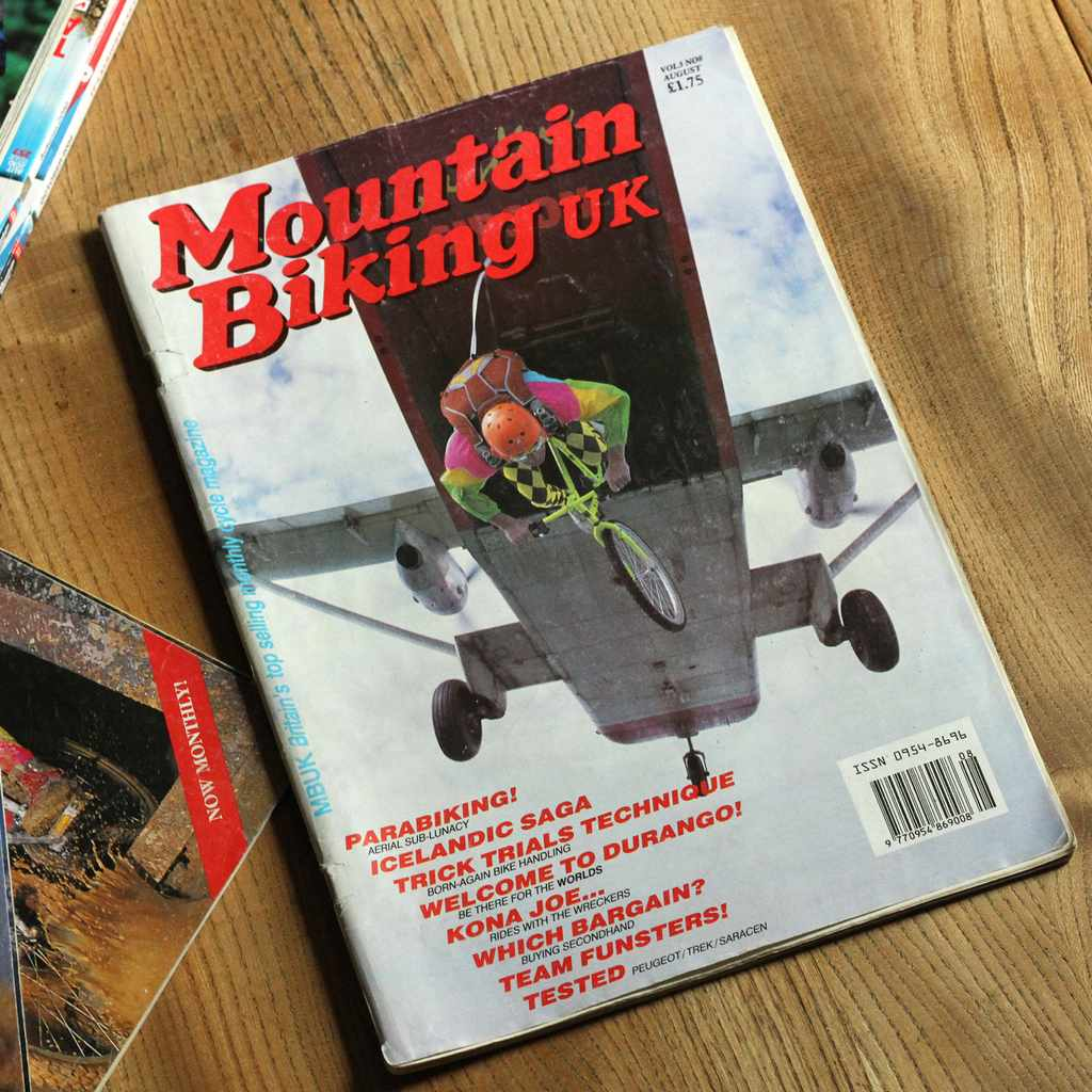 August 1990 MBUK Cover