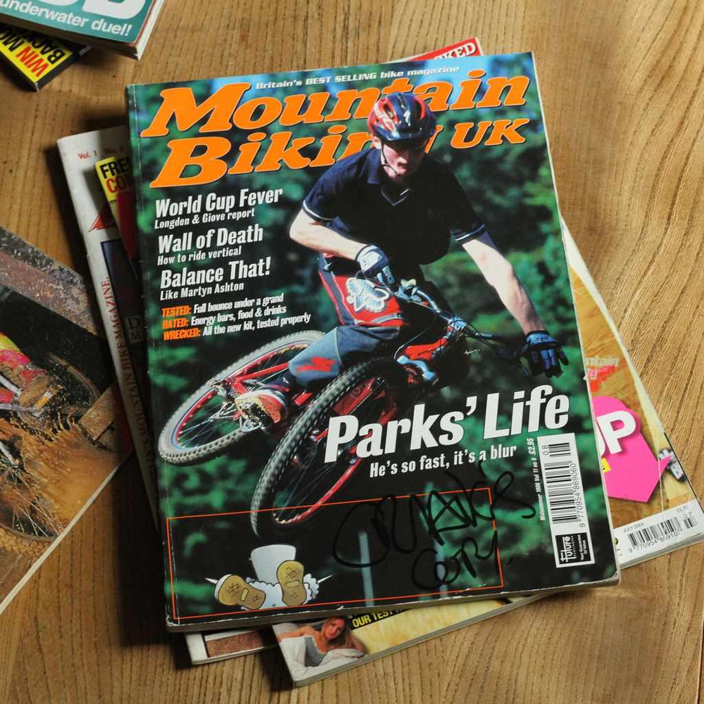MBUK 1998 cover