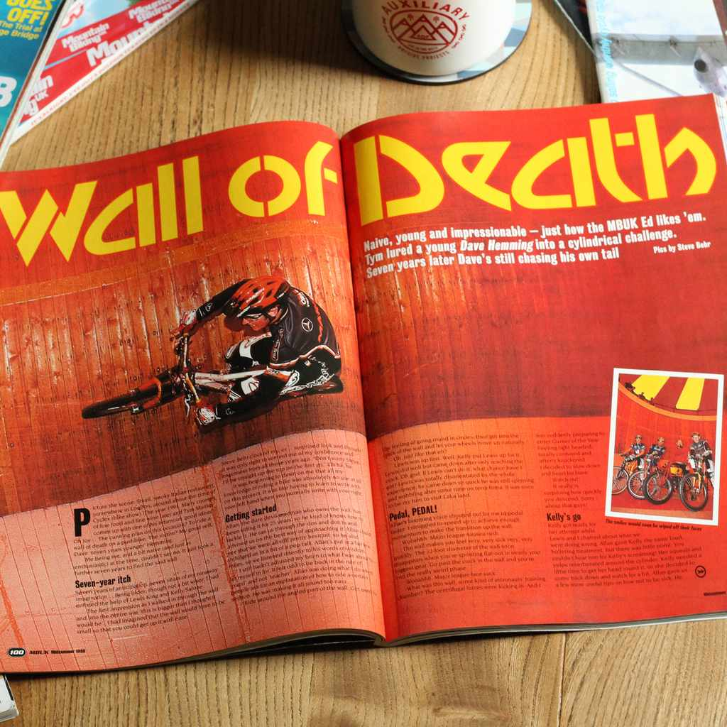 Wall of Death in MBUK