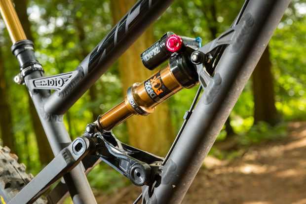 Suspension on Long term test bike Nicolai/Mojo Geometron