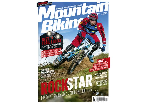 Issue 347 of MBUK is on sale now! On the cover this month is MBUK team rider, Alex Bond. Photo by Andy Lloyd.