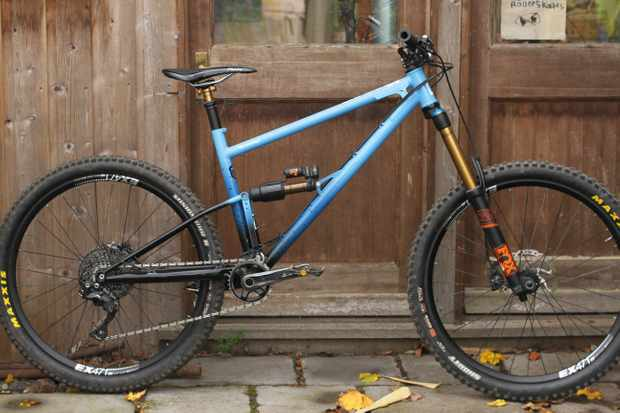 Starling Cycles Swoop mountain bike