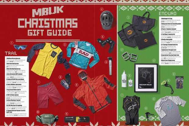 MBUK Christmas gift guide