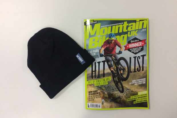 MBUK issue 349 of MBUK comes with a free beanie hat