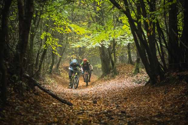 MBUK big ride in the surrey hills