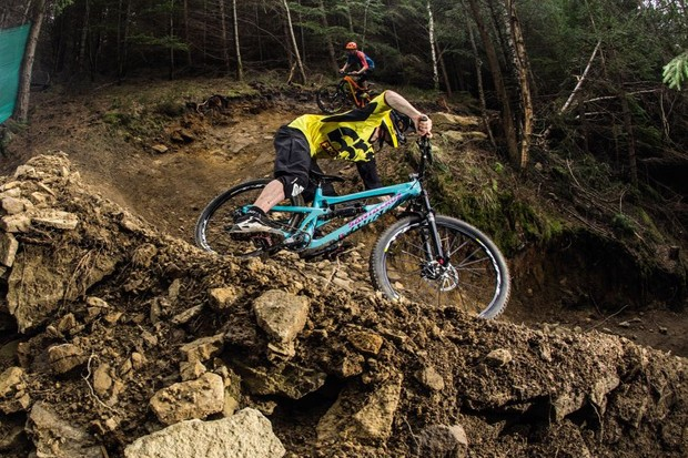 MBUK Wrecking Crew at Hamsterley Forest