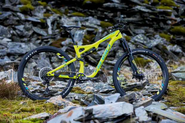 Whyte's S-150C is a UK-designed pinner that thrives on almost any trail