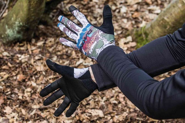 Dakine's Concept gloves are ultra-thin and lighweight, and top performers on the trail