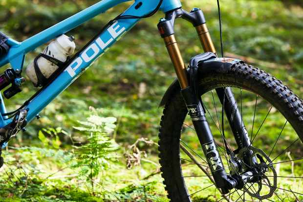 Fox's 36 Float FIT4 Factory fork is even better for 2018