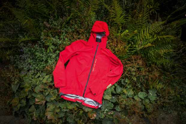 Gore's Power Trail Gore-Tex Active jacket offers the perfect combination of fit, fabric and waterproof on-the-bike performance