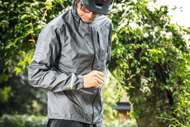 Gore's Rescue B GTX jacket is seriously expensive but very versatile