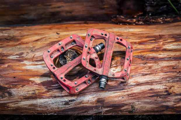 HT's PA03A flat pedals may be cheap but they're strong, light and reliable