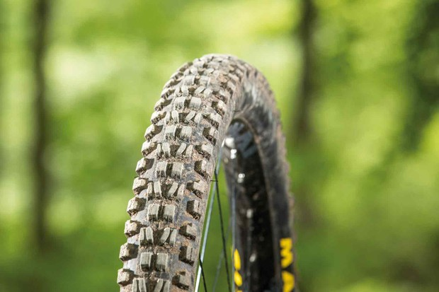 Maxxis's Minion DHF WT tyre is well worth its premium price