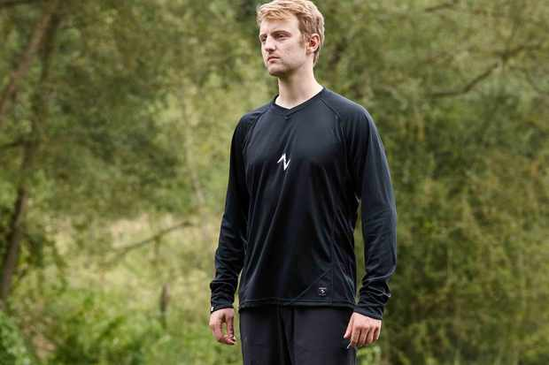 Morvelo's Stealth jersey offers subtle looks, a good cut and quality construction