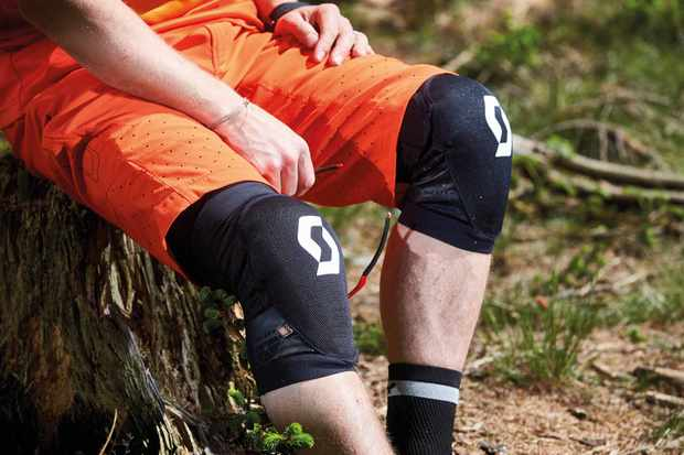 Scott's Soldier 2 knee pads are a great fit-and-forget option