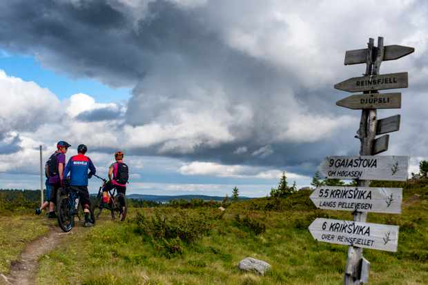 22-26.07.17 Hafjell, Norway. Mountain Biking UK  PIC © Andy Lloyd www.andylloyd.photography