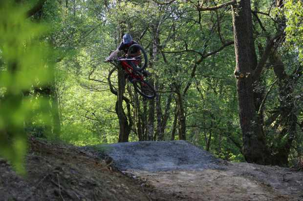 Watts Occurring at BikePark Wales