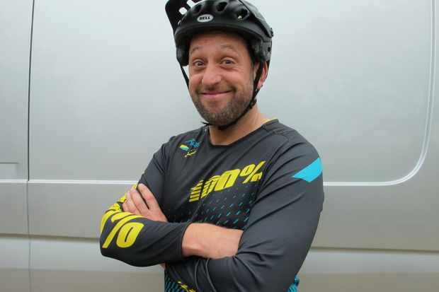 UK Trials riding legend Martin Hawyes