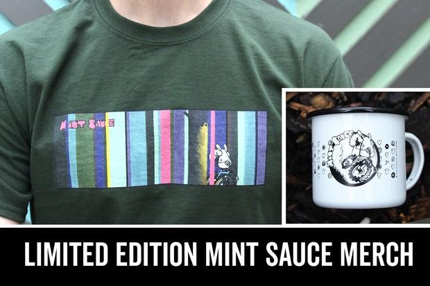 Limited Edition Mint Sauce merch