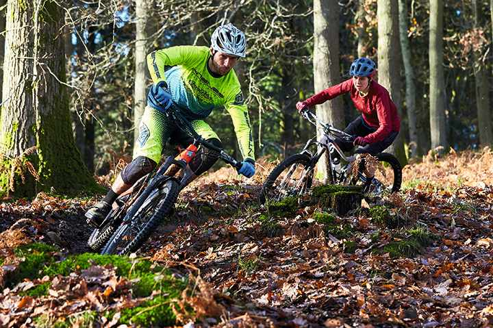 Forest of Dean mountain biking
