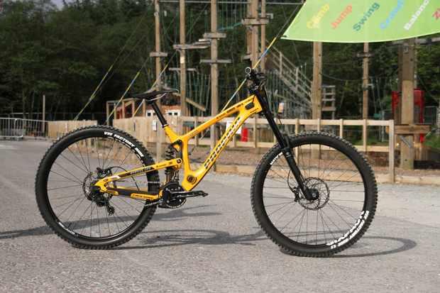 Propane Rage 29 prototype