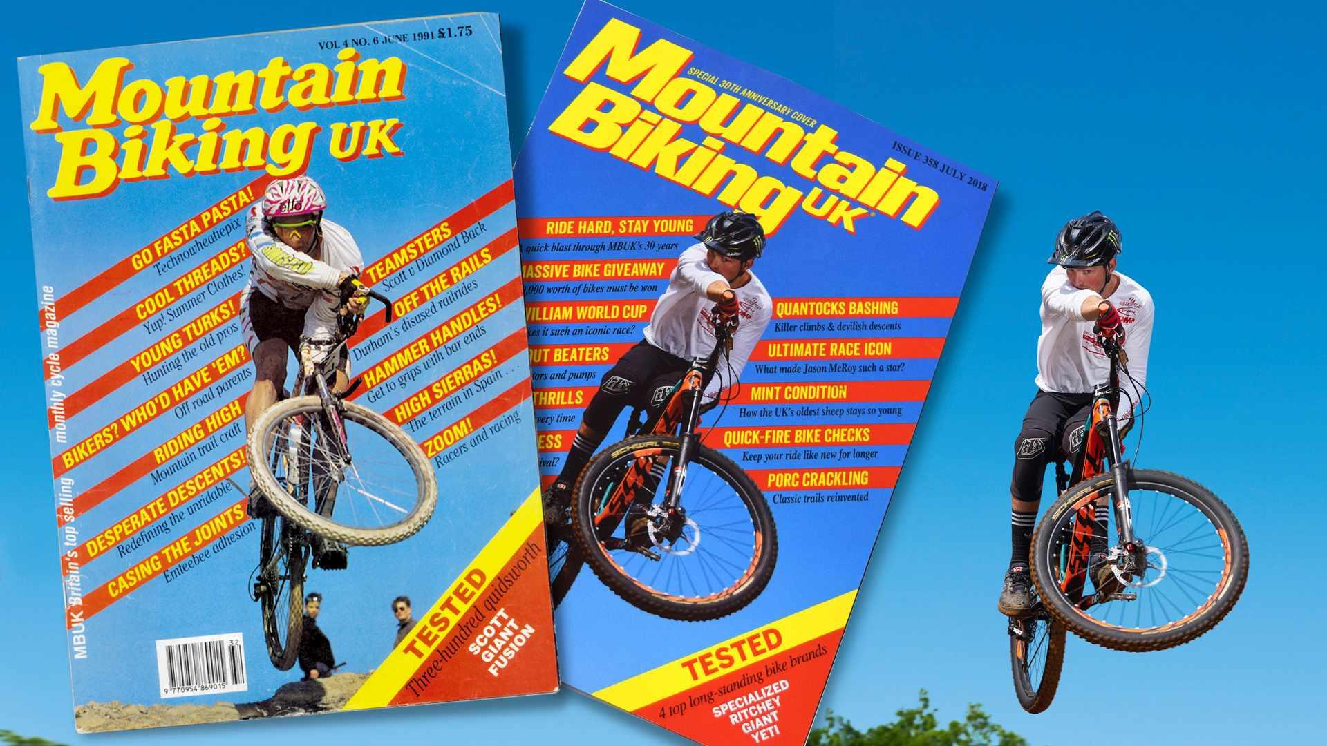 MBUK 30th anniversary cover