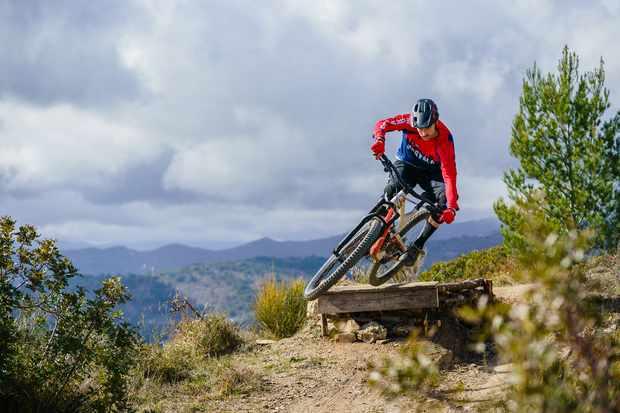 MBUK Bike of the Year 2018. Sanremo, Italy. Photo by Matt Wragg