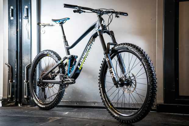 Lapierre's new Spicy was a highlight for us at Eurobike