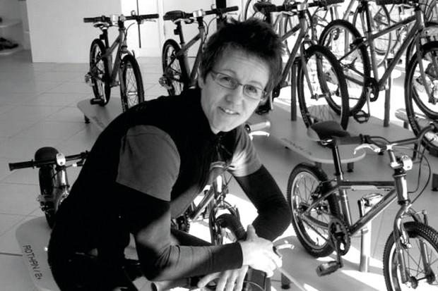 Isla Rowntree – the founder of Isla Bikes