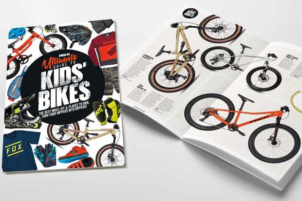 Check out our great free kids bikes and kits supplement.
