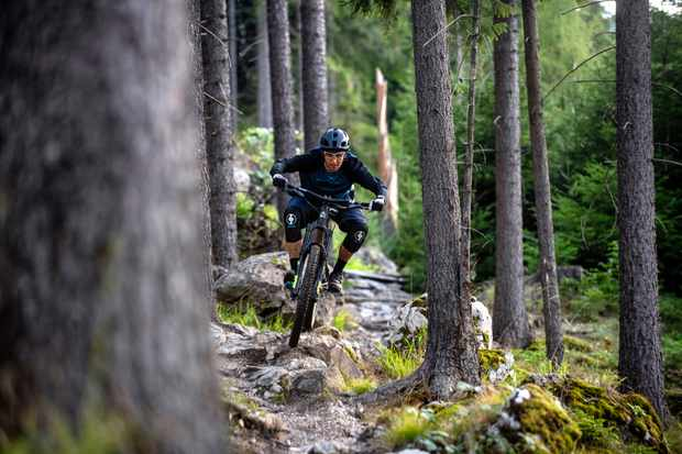 We get a taste of what Slovakia has to offer the mountain biker looking to get away from the common MTB holiday destination. Photo: Anyy Lloyd