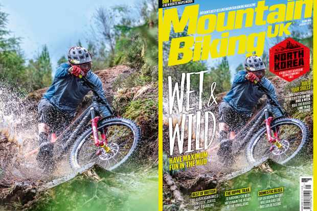 Here's the photo before and after it made it to the cover. Photo: Brodie Hood