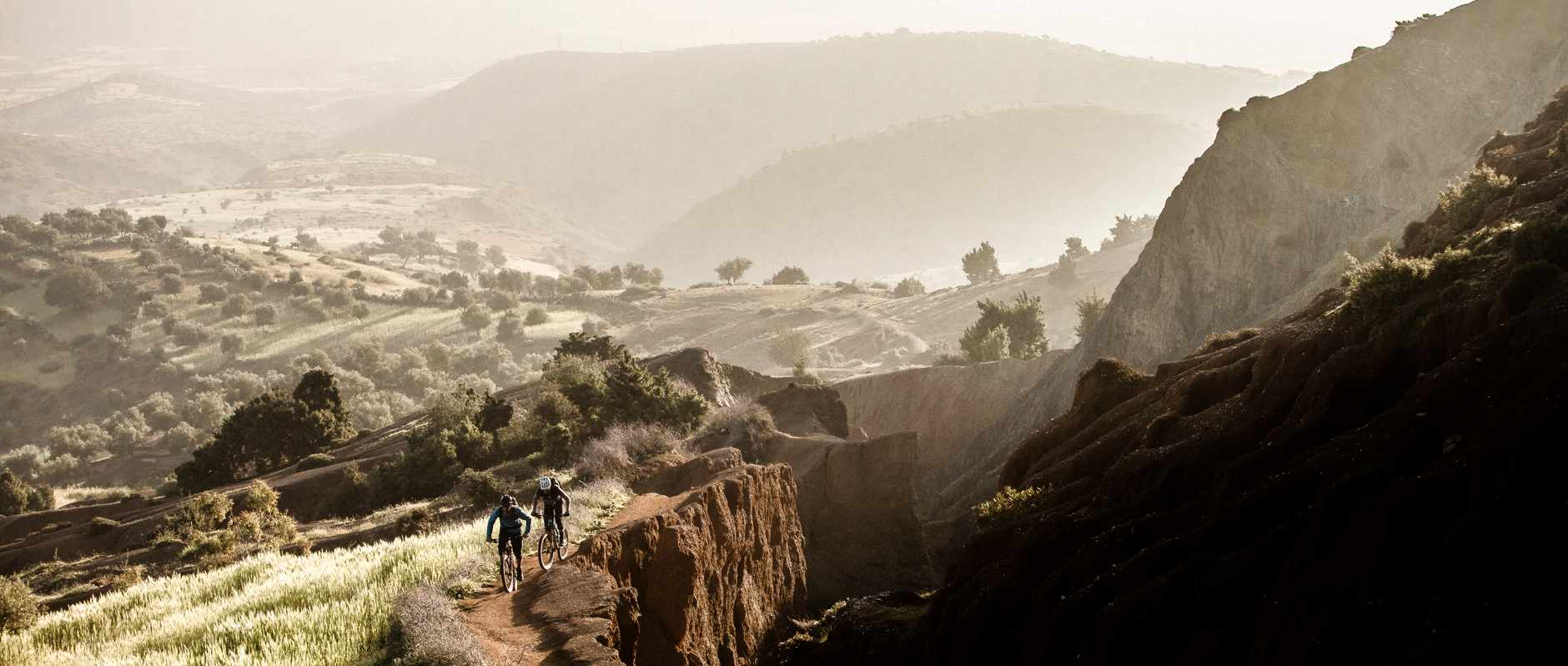 Off the map in the Atlas Mountains
