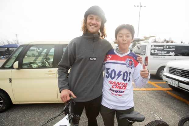 JAPAN - November 2018 - during the 50:01 trip to Tokyo, Nagano, Fujimikogen & Hakuba with Josh Lewis, Craig Evans, Sam Dale and Mark Scott. Photo by Gary Perkin