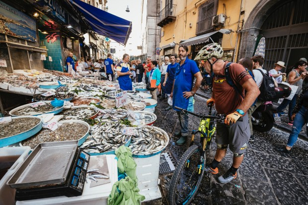 No adventure in Italy would be complete without exploring the local markets and sampling the cuisine. Photo: Martin Bissig