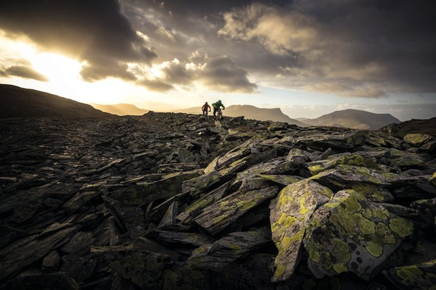 Vote for Britain's best wild ride. Photo: Russell Burton