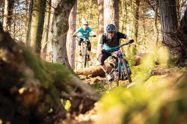 Bike test - Russ Burton