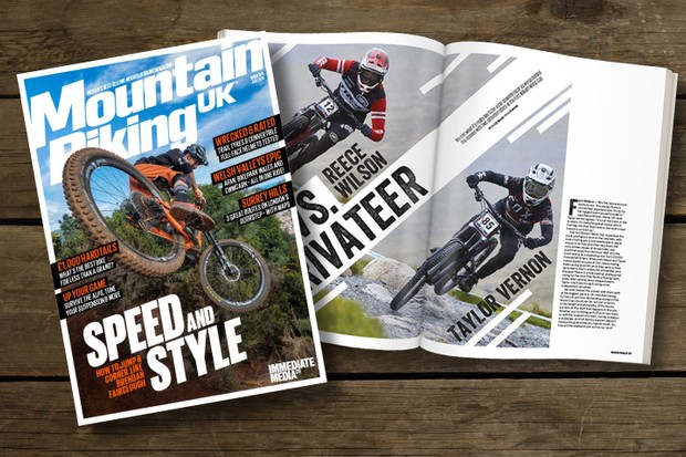 Mountain Biking UK - The Best Mountain Biking Magazine - Mountain